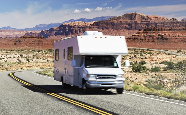 RV rental online | Book RVs and trailers worldwide - Campanda com