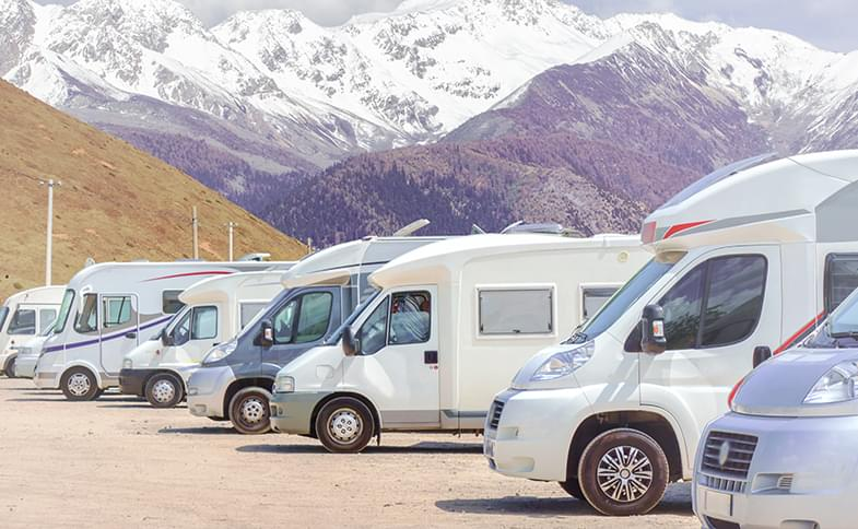 All US RV rentals